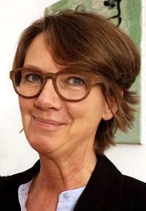 Silke Ramelow, Vorstandsmitglied Kunststiftung Folker Skulima