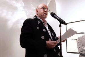 Peter Raue ehrt den Freund